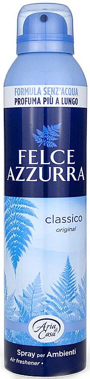 Odświeżacz powietrza - Felce Azzurra Classic Talc Spray