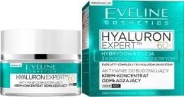 Kup Aktywnie odbudowujący krem-koncentrat odmładzający na dzień i noc 60+ - Eveline Cosmetics Hyaluron Expert 60+