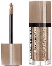 Kup Satynowy cień do powiek w płynie - Bourjois Satin Edition 24H Eyeshadow