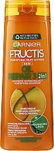 Kup Szampon wzmacniający 2 w 1 do włosów suchych i łamliwych - Garnier Fructis Oil Repair 3 Shampoo