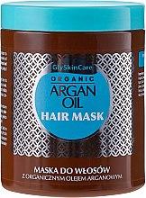 Kup Maska do włosów z organicznym olejem arganowym - GlySkinCare Argan Oil Hair Mask