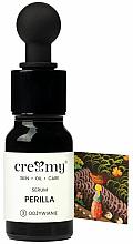 Kup PRZECENA! Serum do twarzy z olejem perilla - Creamy Sensitive Perilla Serum  *
