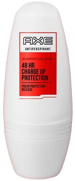 Dezodorant - Axe Deodorant Roller Dry Adrenaline — фото N1