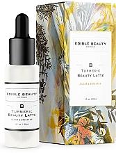 Kup Łagodząco-rozjaśniające serum do twarzy - Edible Beauty Turmeric Beauty Latte Serum