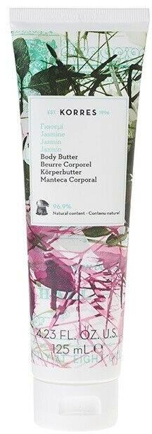 Jaśminowe masło do ciała - Korres Jasmine Body Butter — фото N1