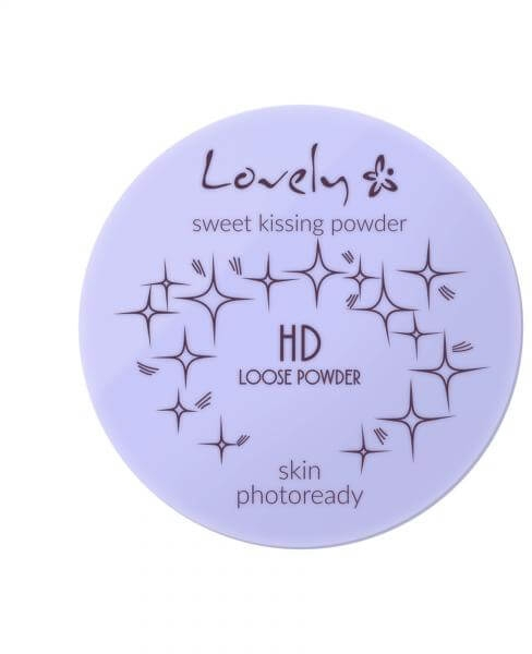 Puder - Lovely HD Loose Powder
