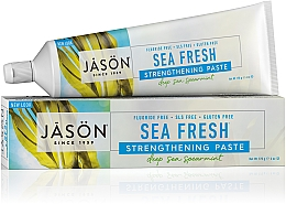 Kup Miętowa pasta do zębów - Jason Natural Cosmetics Toothpaste Deep Sea Spearmint