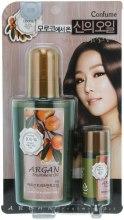 Kup Zestaw - Welcos Confume Argan Treatment Oil (oil/120ml + oil/25ml)