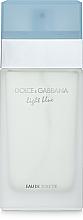 Kup PRZECENA! Dolce & Gabbana Light Blue - Woda toaletowa (tester z nakrętką) *