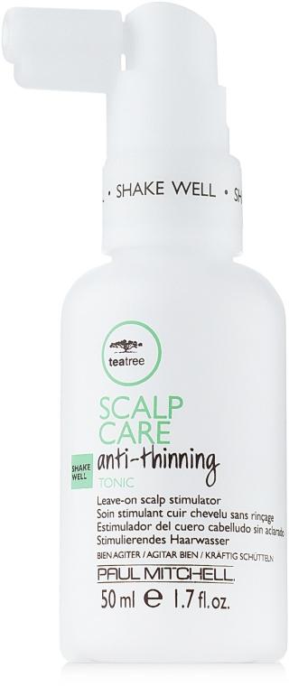 Tonik przeciw przerzedzaniu włosów - Paul Mitchell Tea Tree Scalp Care Anti-Thinning Tonic — фото N1
