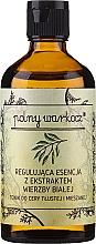 Kup Regulująca esencja do twarzy dla cery tłustej i mieszanej z ekstraktem z wierzby białej - Polny Warkocz
