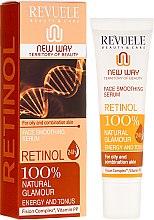 Kup Wygładzające serum do skóry tłustej i mieszanej - Revuele Retinol Face Smoothing Serum For Oily And Combination Skin