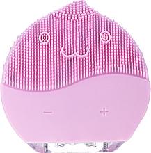 Kup Szczoteczka do czyszczenia twarzy, różowa - Lewer Facial Cleansing Brush Pink