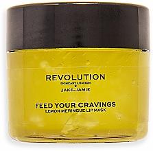 Kup Maska do ust - Revolution Skincare X Jake Jamie Lemon Meringue Lip Mask