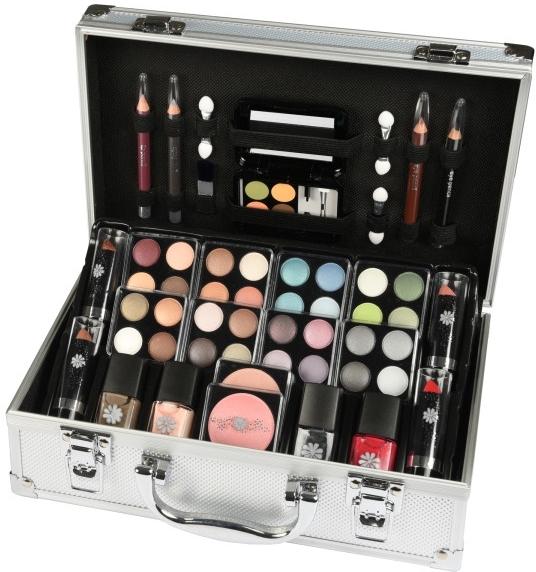 Zestaw kosmetyków - Makeup Trading Schmink Set Alu Case — фото N1