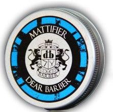 Kup Matująca pasta do włosów dla mężczyzn - Dear Barber Mattifier Hair Paste