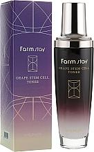 Kup Tonik do twarzy z fitokomórkami macierzystymi winogron - FarmStay Grape Stem Cell Toner