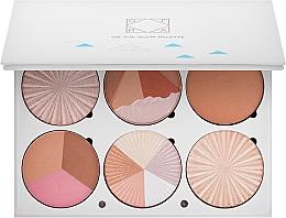 Kup Paleta do konturowania twarzy - Ofra Highlighting and Bronzing Pro Palette On the Glow