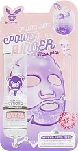Kup Maseczka do twarzy Owocowa - Elizavecca Face Care Fruits Deep Power Ringer Mask Pack