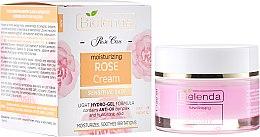 Kup Nawilżający krem różany do cery wrażliwej - Bielenda Rose Care