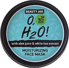 Kup Nawilżająca maska do twarzy - Beauty Jar O,H2O Moisturizing Face Mask