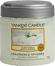 Kup Perełki zapachowe - Yankee Candle Fluffy Towels Fragrance Spheres