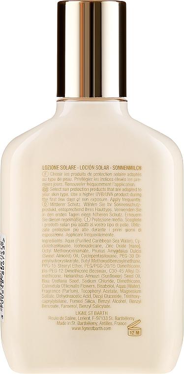 Przeciwsłoneczny balsam do ciała - Ligne St Barth Sunscreen Lotion SPF 15 — фото N2