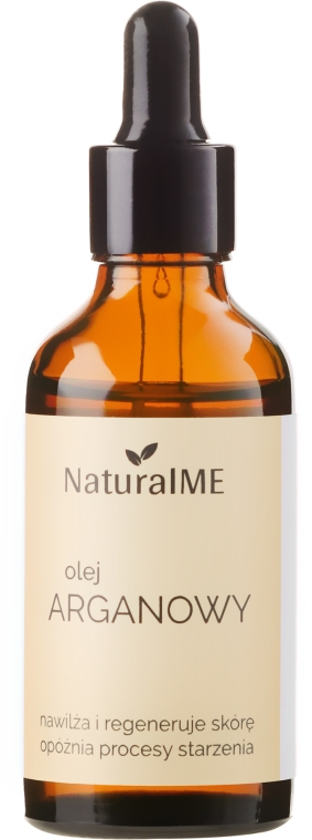 Olej arganowy - NaturalME