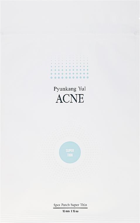 Punktowe plastry na trądzik - Pyunkang Yul Acne Spot Patch Super Thin