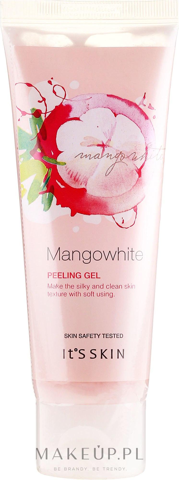 Peelingujący żel do twarzy - It's Skin MangoWhite Peeling Gel — фото 120 ml