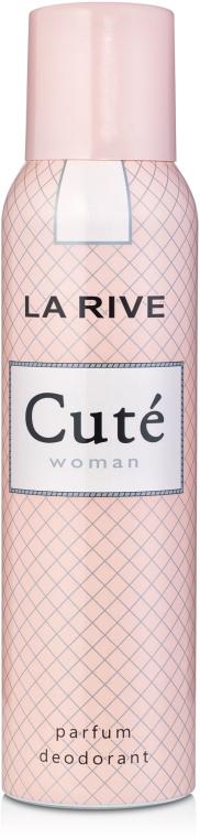 La Rive Cuté Woman - Perfumowany dezodorant w sprayu
