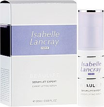 Kup Liftingujące serum do twarzy - Isabelle Lancray Beaulift Serum Lift Expert