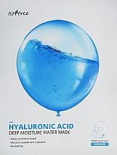 Kup Maska nawilżająca z kwasem hialuronowym - Isntree Hyaluronic Acid Deep Moisture Water Mask