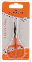 Kup Nożyczki do skórek 77661, pomarańczowe - Top Choice Colours