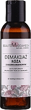 Kup Naturalny różany dwufazowy płyn do demakijażu - Beauté Marrakech Natural Two-Phase Make-Up Remover Rose