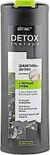 Kup Detoksykujący szampon do włosów z czarnym węglem drzewnym - Vitex Detox Therapy Shampoo