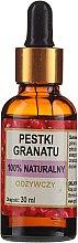 Kup Naturalny olejek z pestek granatu - Biomika