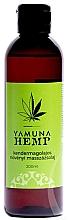 Kup Olejek do masażu Konopie - Yamuna Hemp Plant Based Massage Oil