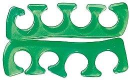 Kup Separator palców, zielony - Peggy Sage