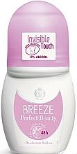 Kup Breeze Perfect Beauty Deo Roll-On 50 48h - Dezodorant w kulce