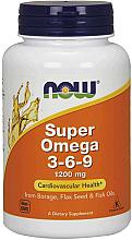 Kup Kwasy tłuszczowe Omega 3-6-9, 1200 mg - Now Foods Super Omega 3-6-9 1200 mg
