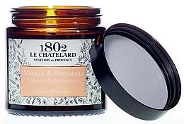 Kup Świeca zapachowa, Waniliowa paczula - Le Chatelard 1802 Leather & Oud Scented Candle