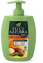 Kup Mydło w płynie Olej arganowy i miód - Felce Azzurra BIO Argan & Honey Liquid Soap
