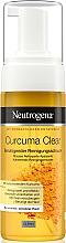 Kup Pianka do mycia twarzy z ekstraktem z kurkumy - Neutrogena Curcuma Clear Mousse Clenser