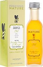 Kup Olejek do prostych i długich włosów - Alfaparf Precious Nature Oil For Long & Straight