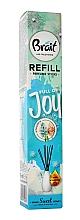 Kup PRZECENA! Dyfuzor zapachowy Hiacynt (wymienny wkład) - Brait Home Sweet Home Refreshing Kije Full of Joy *