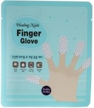 Kup Lecznicze plastry na paznokcie - Holika Holika Healing Nails Finger Glove