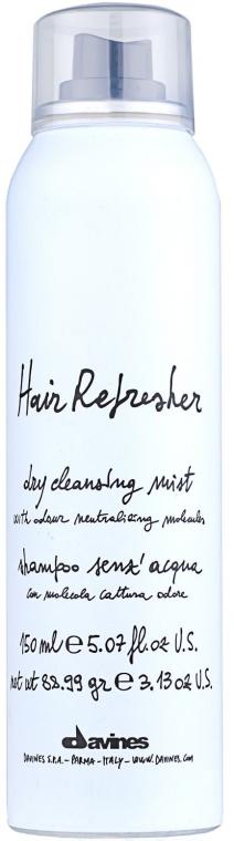 Odświeżający spray do włosów - Davines Hair Refresher Dry Cleansing Mist — фото N1