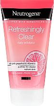 Kup Odświeżający peeling do twarzy z różowym grejpfrutem i witaminą C - Neutrogena Refreshingly Clear Daily Exfoliator