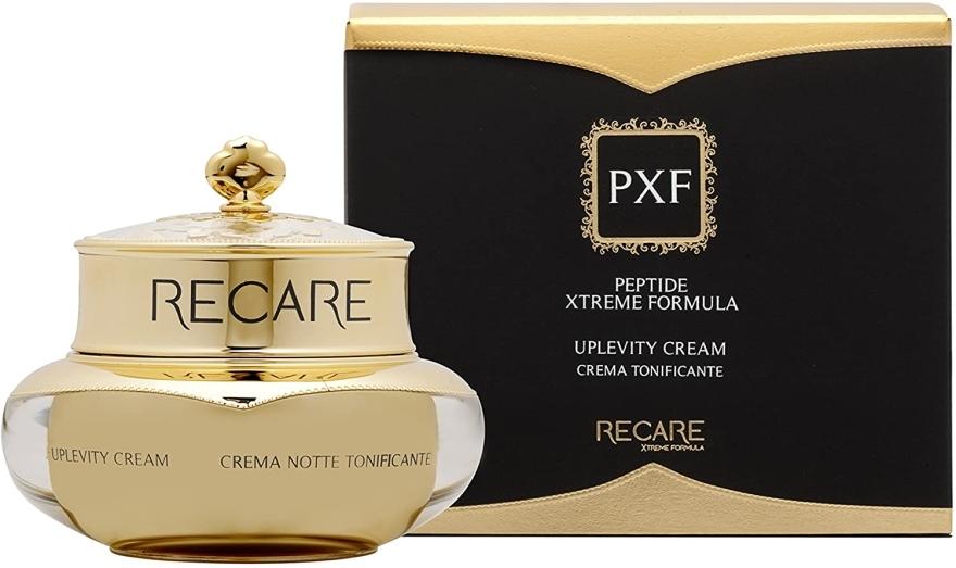 Nawilżający krem do twarzy - Recare PXF Uplevity Cream — фото N1